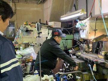 【技術体感ツアー】旋盤・金型・金網・彫刻加工 技術を見に行こう!